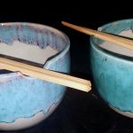 Santa Fe/Oribe Blue Noodle Bowl