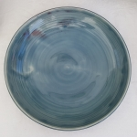 Blue Pasta Bowl
