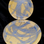 Yellow-Blue Plates