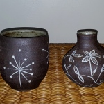Sgraffito Vases - Example