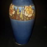 Flambe Tree Vase